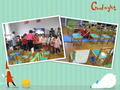 室内运动也精彩—佘山幼儿园大班组开展室内运动实践活动