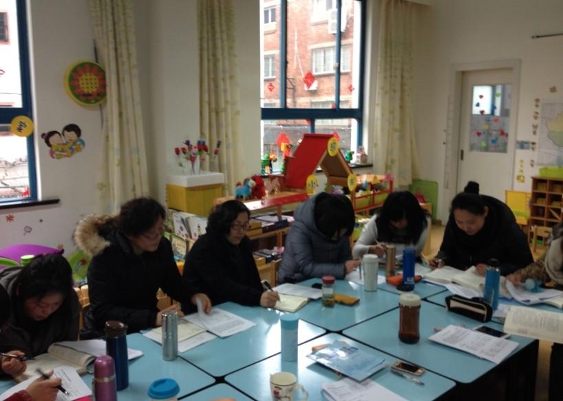 学前儿童语言教育活动本身就是通过规范去学习