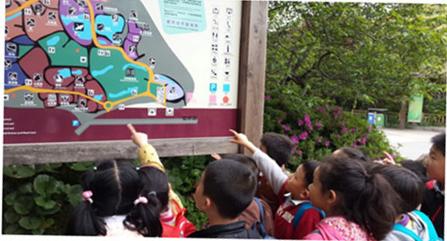 可爱的动物,快乐的孩子们——记四川北路幼儿园之