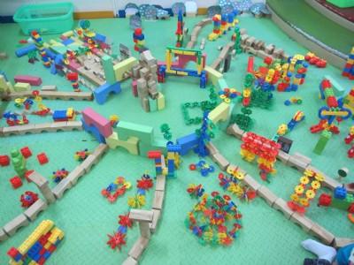 幼儿园中班区域材料幼儿园小班区域布置小班建构幼儿