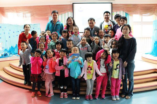 本次活动扩展了幼儿园主题课程资源,更拓宽了