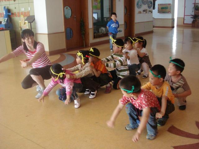 小天鹅幼儿园端午节活动 - 上海学前教育网