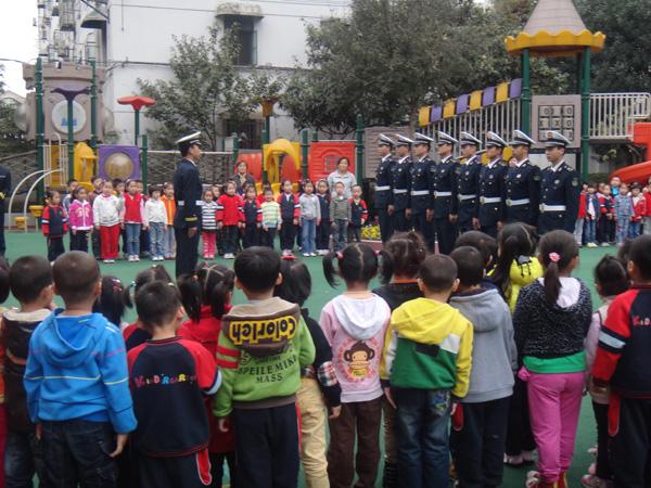11月8日下午虎林路幼儿园迎来了我们老师,孩子们心中最可爱的人:中国