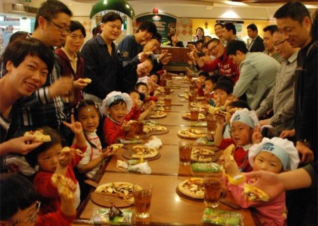 特色齐分享美食乐融融-上海学前教育网美食亲子十大汕头图片