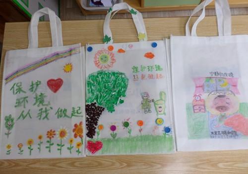 亲子制作纸袋动物