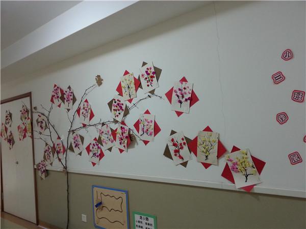 武夷路幼儿园幼儿绘画作品展