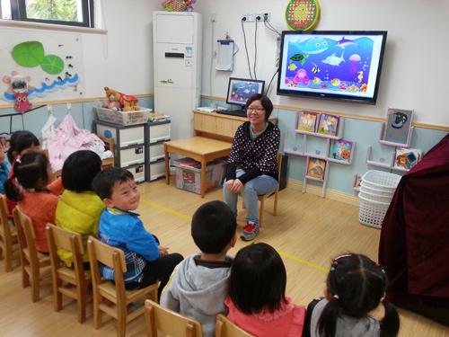幼儿园小班课间游戏的实践研究