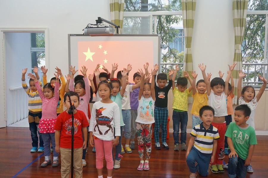 感受到祖国山河壮丽,风景俊秀,同时也感受到了中国文化,提升了幼儿的