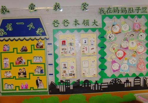 家园合作提高主题开展有效性——泖港幼儿园开展家园合作丰富主题墙