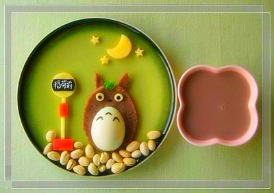 创意儿童餐 让宝宝爱上吃饭