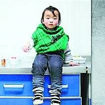 婴儿吃疫苗糖丸左腿瘫痪维权艰难