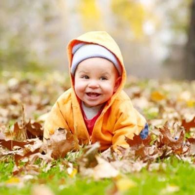 秋天来了,宝贝们身体棒棒有诀窍