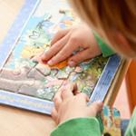 多玩拼图游戏孩子更聪明