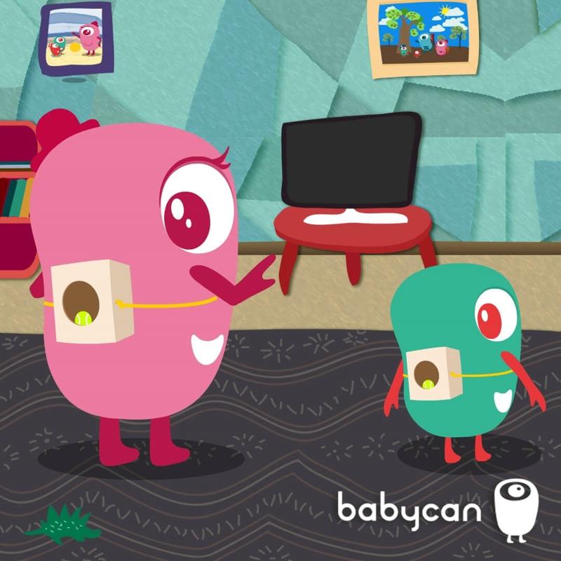 BabyCan | 15个家庭亲子游戏,一秒变超级爸妈