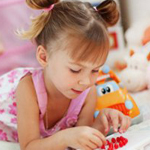 让孩子自己动手管理玩具