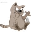 大班民间游戏:猫捉老鼠