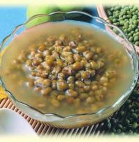 消暑喝绿豆汤但别吃豆子