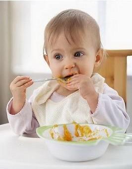 研究表明婴儿期饮食将影响儿童智力水平