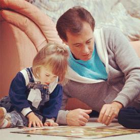 专属爸爸宝宝的15款亲子游戏