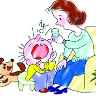 """小儿咳嗽用药误区多,""""菜鸟家长""""悠着点"""
