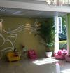 荷花池幼儿园文化创意设计:莲叶碧绿绿,荷花别样红