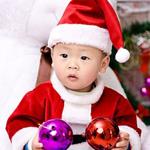 圣诞亲子游戏(三)