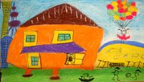 宝贝涂鸦:我们的幼儿园
