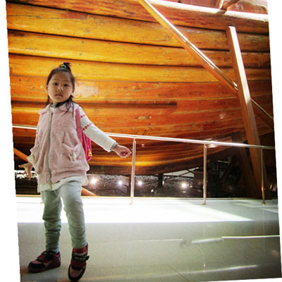 韦嘉瑶的航海博物馆游记
