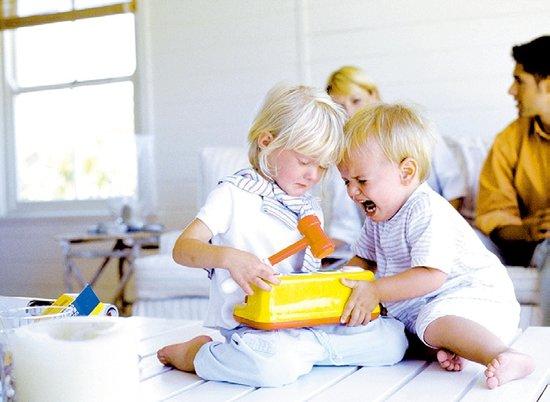 宝宝打人、对着干、没礼貌、任性、说话不算,怎么办?