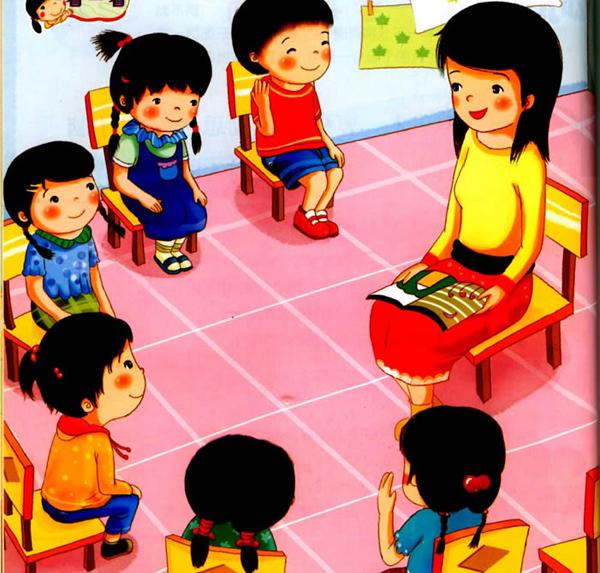 幼儿园编辫子步骤图 步骤