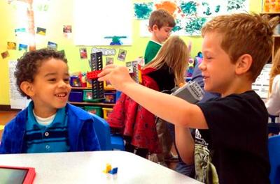 美国: stem理念引领幼儿科技学习