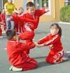 [游戏大家谈] 让民间游戏融入幼儿园的课程
