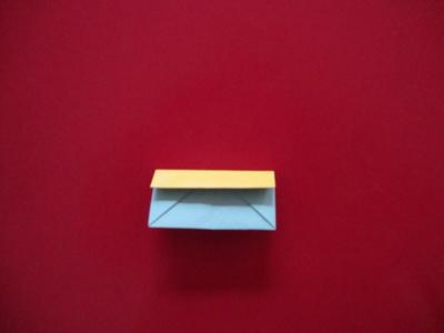 手工折纸:小钱包