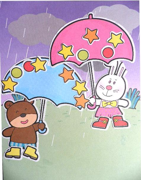 下雨前小动物的反应