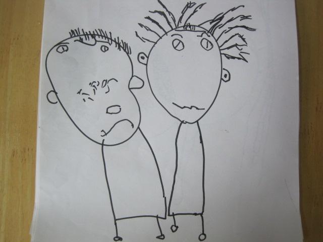 我的班级手绘图片大全