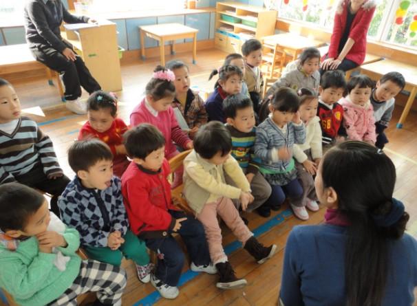 小乌龟上幼儿园