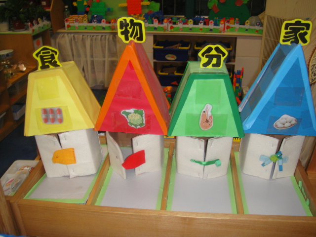 幼兒園美味的食物主題墻設計圖展示