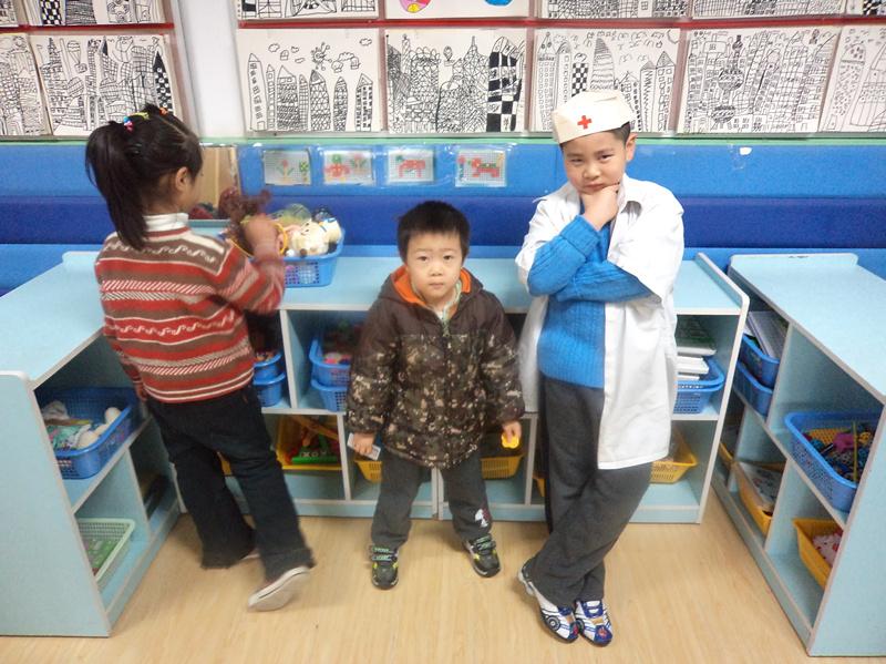 幼儿园 娃娃家手工制作步骤