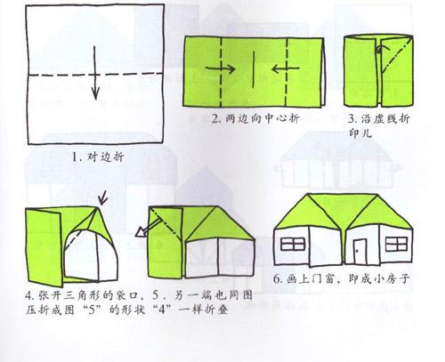 折纸:造房子              发布时间: 2013年5月7日   相关附件