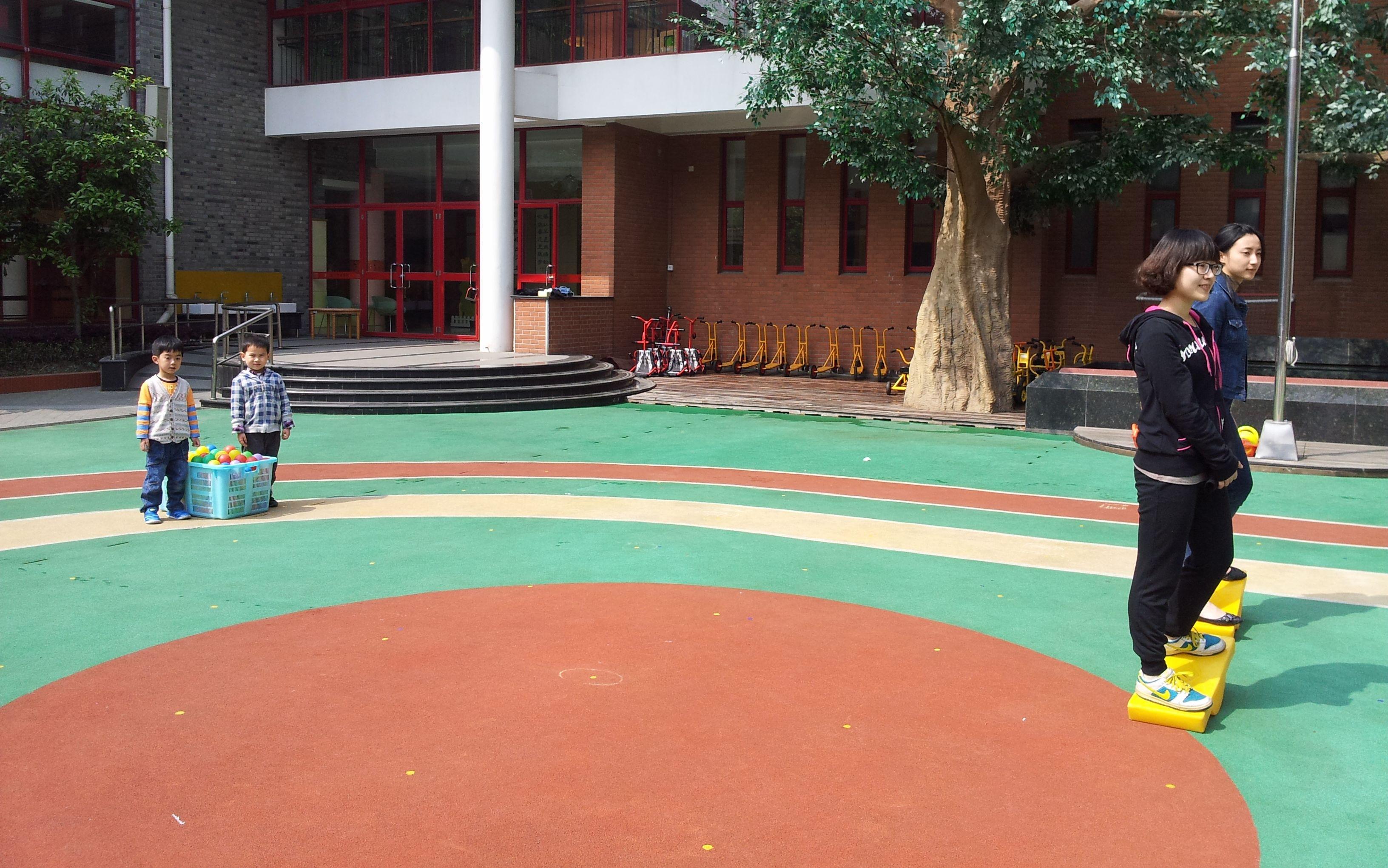 幼儿园运动会照片装饰边框
