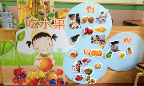 幼儿园水果可爱图片