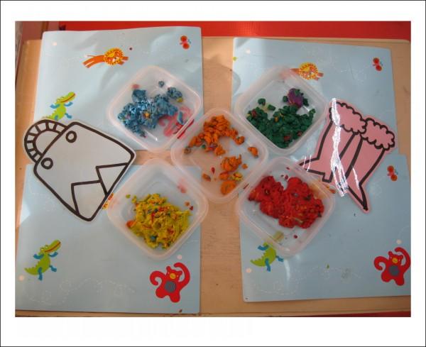幼儿园拖鞋折纸大全 图解