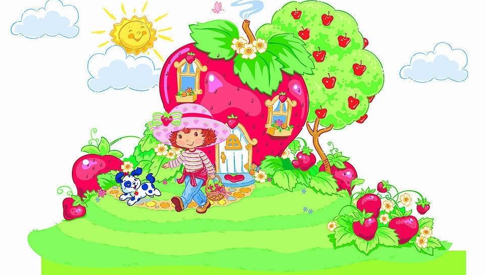 发布时间: 2011年9月8日 幼儿园像我家, 老师爱我我爱他