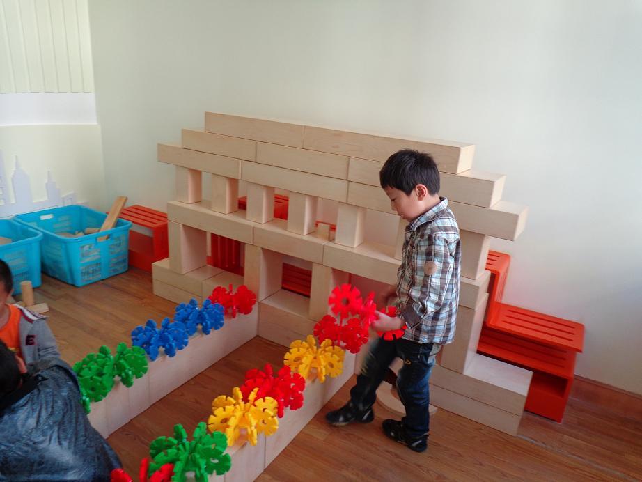 建构区作品步骤图