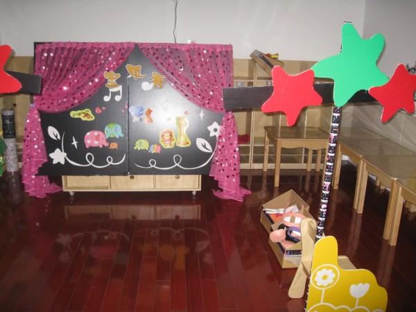 幼儿园室内小舞台所有产品图片