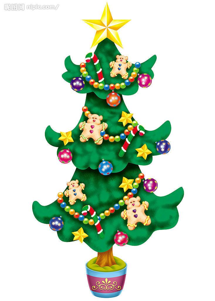 (一) 圣诞小制作