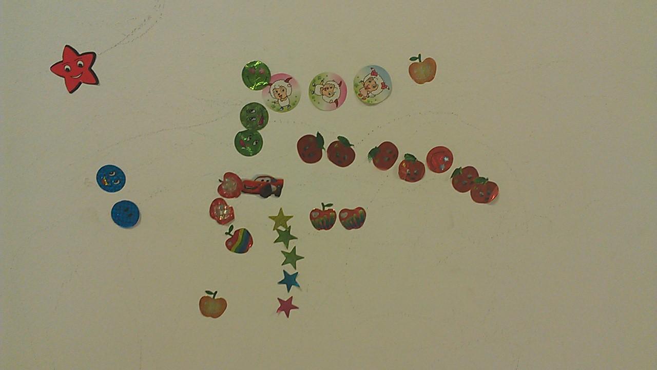 幼儿主题墙穿衣步骤图