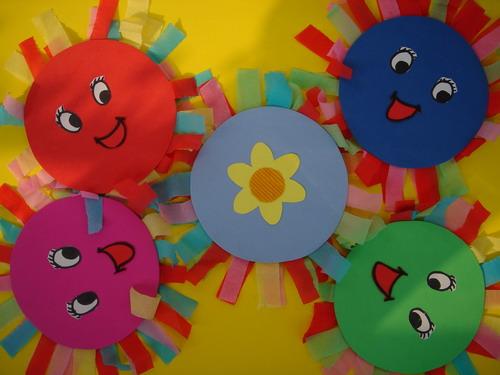 幼儿园自制飞盘步骤