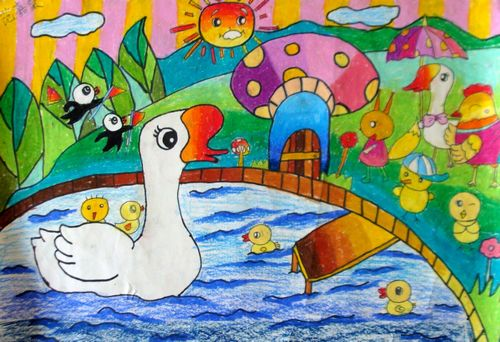 园所主页 班级主页 大五班 幼儿作品  动物乐园              发布