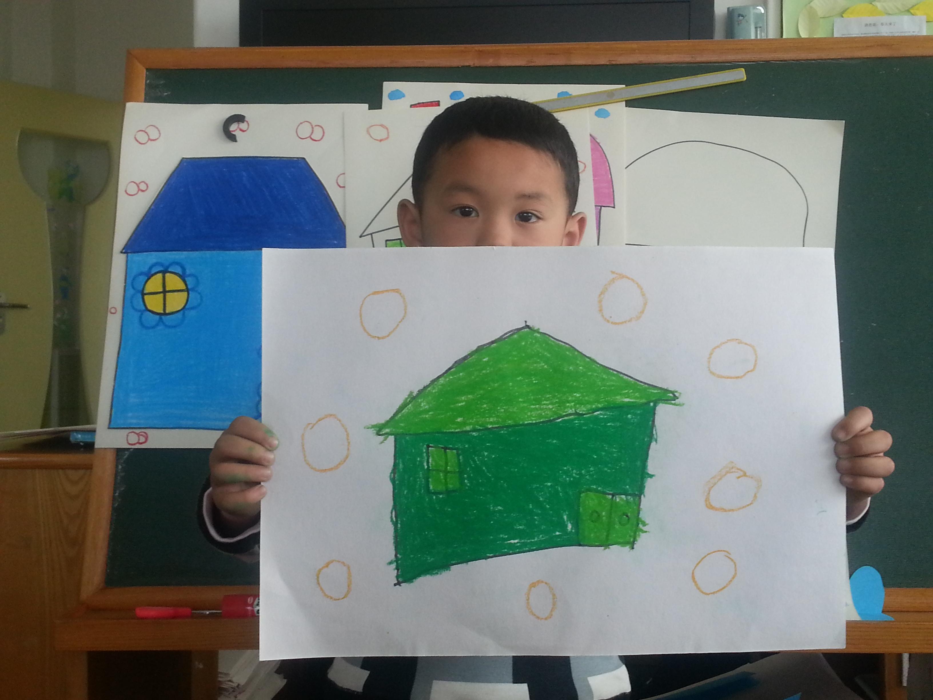 美术:果酱小房子              发布时间: 2013年5月13日